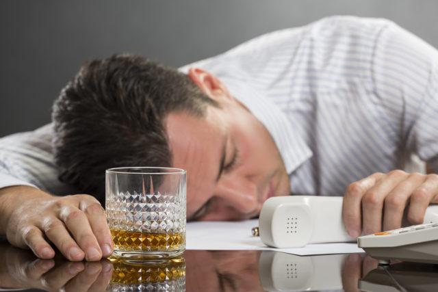 Увольнение за пьянство на рабочем месте